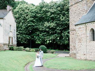 Le mariage de Corentin et Alexia