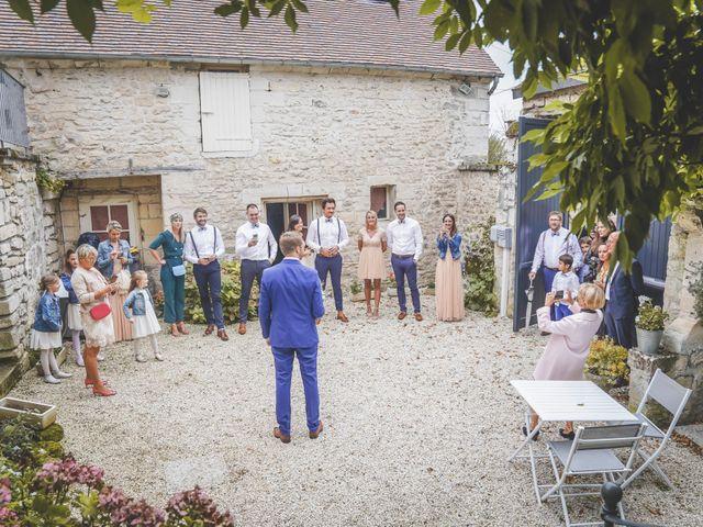 Le mariage de Aurélien et Camille à Pargny-Filain, Aisne 9