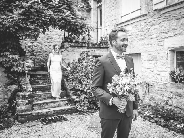 Le mariage de Aurélien et Camille à Pargny-Filain, Aisne 10