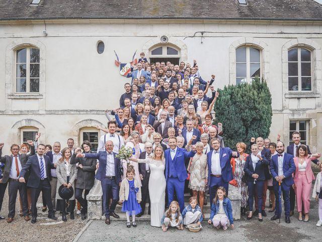 Le mariage de Aurélien et Camille à Pargny-Filain, Aisne 27