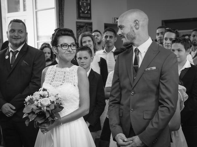 Le mariage de Grégory et Julie à Vincelles, Yonne 12