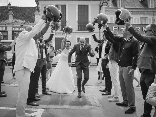 Le mariage de Grégory et Julie à Vincelles, Yonne 14