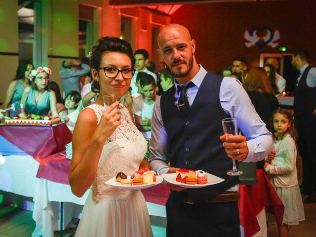 Le mariage de Grégory et Julie à Vincelles, Yonne 45
