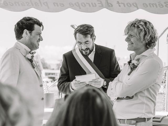 Le mariage de Tom et Davide