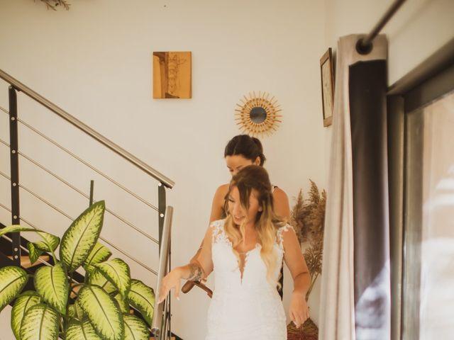 Le mariage de David et Jessica à Orange, Vaucluse 16