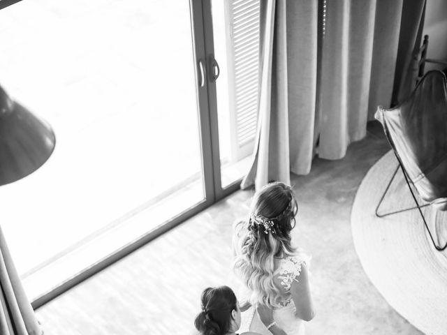 Le mariage de David et Jessica à Orange, Vaucluse 18