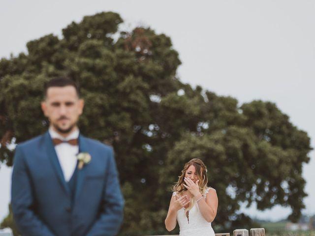 Le mariage de David et Jessica à Orange, Vaucluse 23