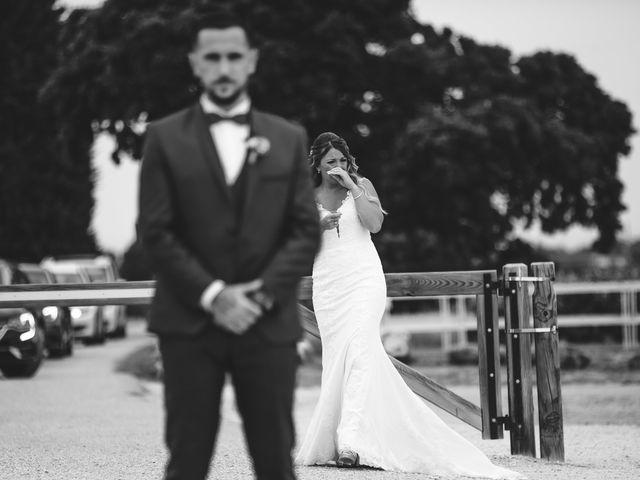 Le mariage de David et Jessica à Orange, Vaucluse 24