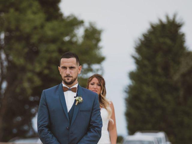 Le mariage de David et Jessica à Orange, Vaucluse 25
