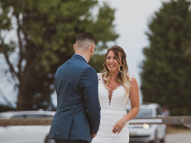 Le mariage de David et Jessica à Orange, Vaucluse 26