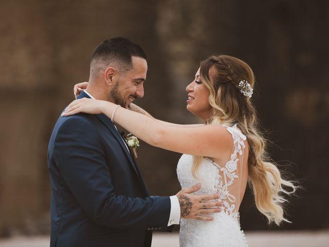 Le mariage de David et Jessica à Orange, Vaucluse 27