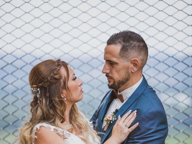Le mariage de David et Jessica à Orange, Vaucluse 28