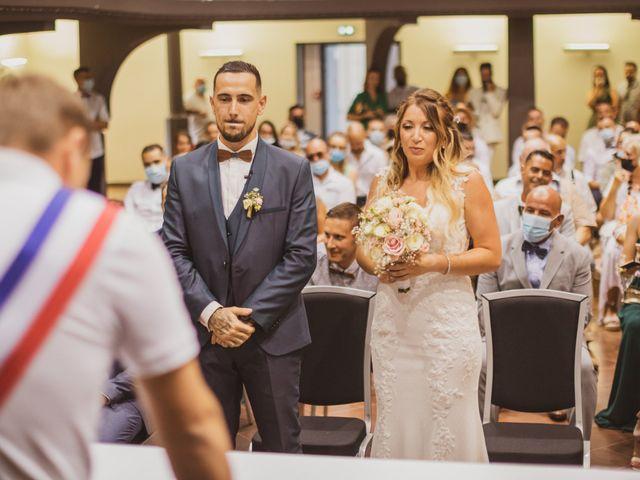 Le mariage de David et Jessica à Orange, Vaucluse 31