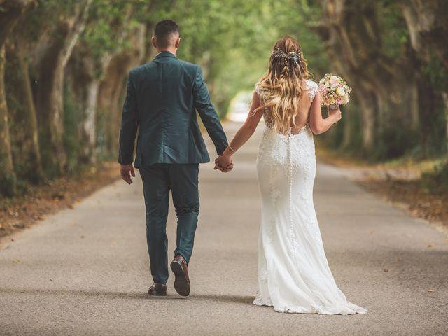 Le mariage de David et Jessica à Orange, Vaucluse 32
