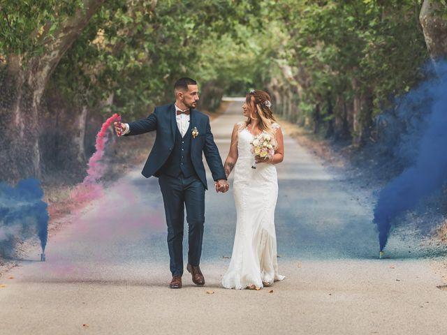 Le mariage de David et Jessica à Orange, Vaucluse 34