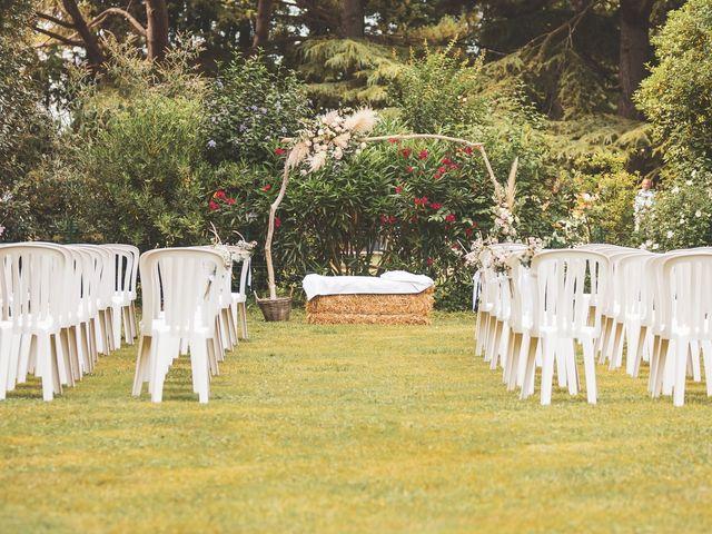 Le mariage de David et Jessica à Orange, Vaucluse 35