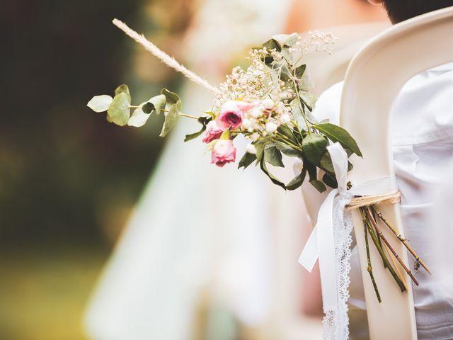 Le mariage de David et Jessica à Orange, Vaucluse 36