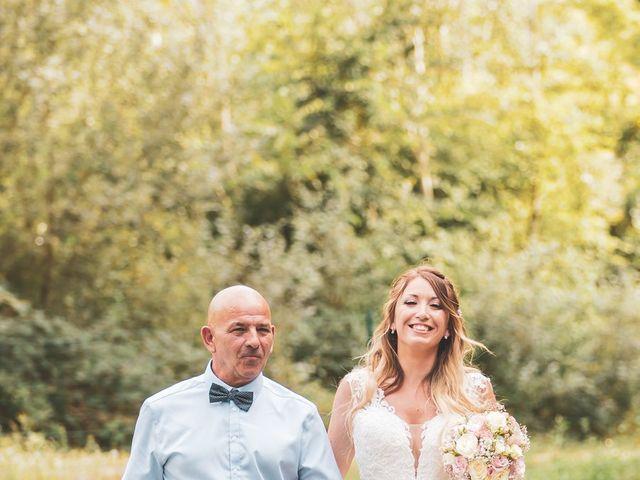 Le mariage de David et Jessica à Orange, Vaucluse 39