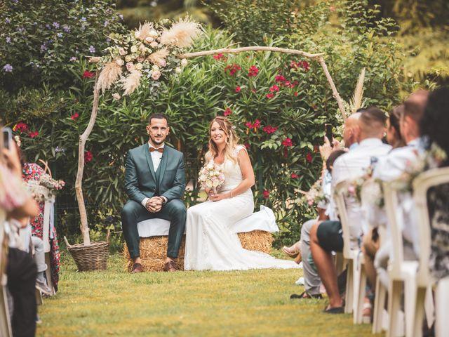 Le mariage de David et Jessica à Orange, Vaucluse 40