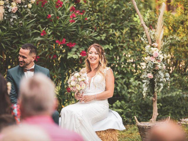 Le mariage de David et Jessica à Orange, Vaucluse 41