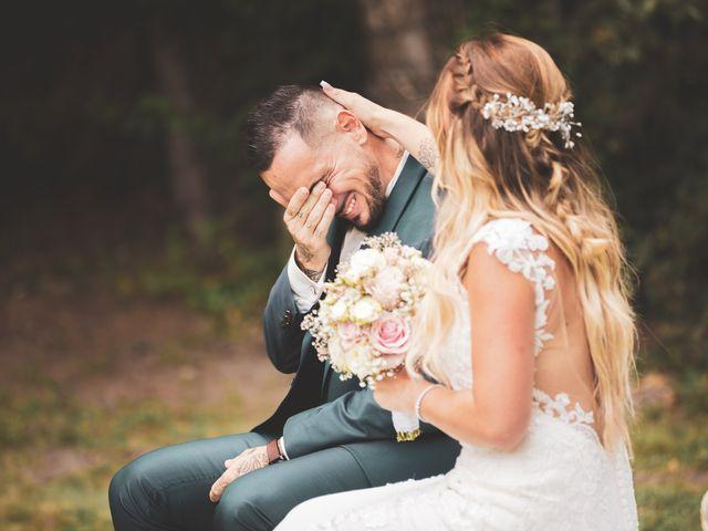 Le mariage de David et Jessica à Orange, Vaucluse 44