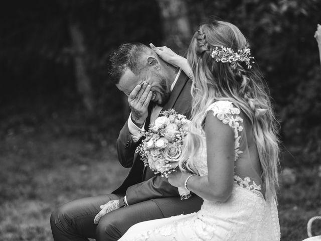 Le mariage de David et Jessica à Orange, Vaucluse 45
