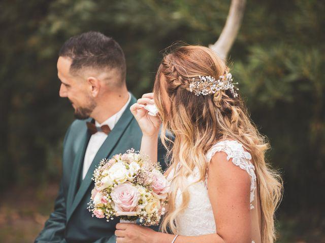 Le mariage de David et Jessica à Orange, Vaucluse 47