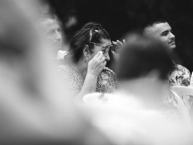 Le mariage de David et Jessica à Orange, Vaucluse 48