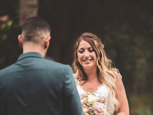 Le mariage de David et Jessica à Orange, Vaucluse 49