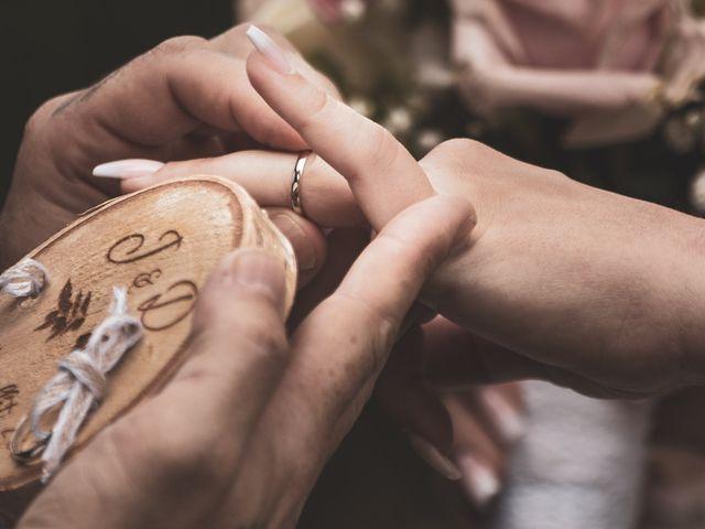Le mariage de David et Jessica à Orange, Vaucluse 50