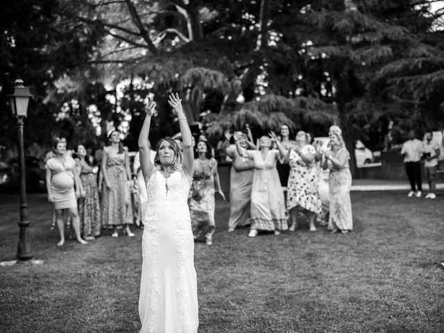 Le mariage de David et Jessica à Orange, Vaucluse 62