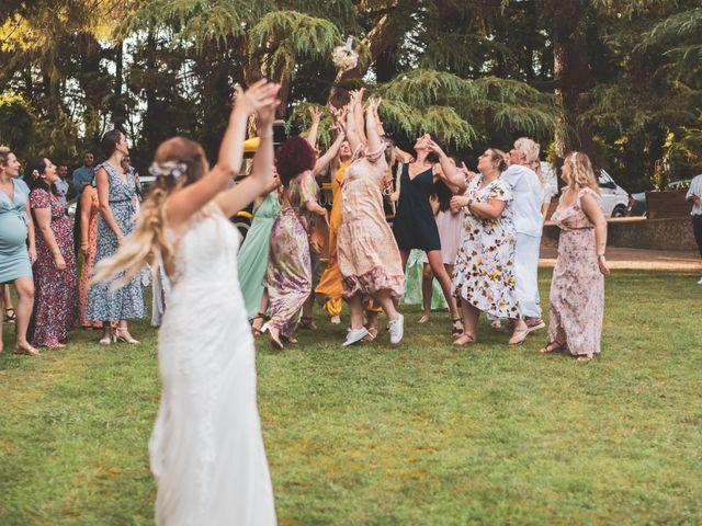 Le mariage de David et Jessica à Orange, Vaucluse 63