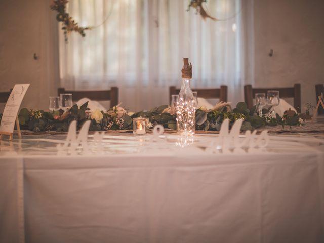Le mariage de David et Jessica à Orange, Vaucluse 64