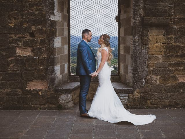 Le mariage de David et Jessica à Orange, Vaucluse 73