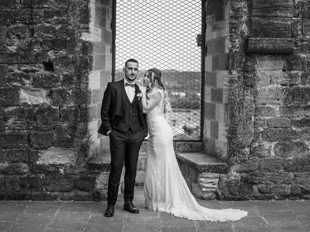 Le mariage de David et Jessica à Orange, Vaucluse 74