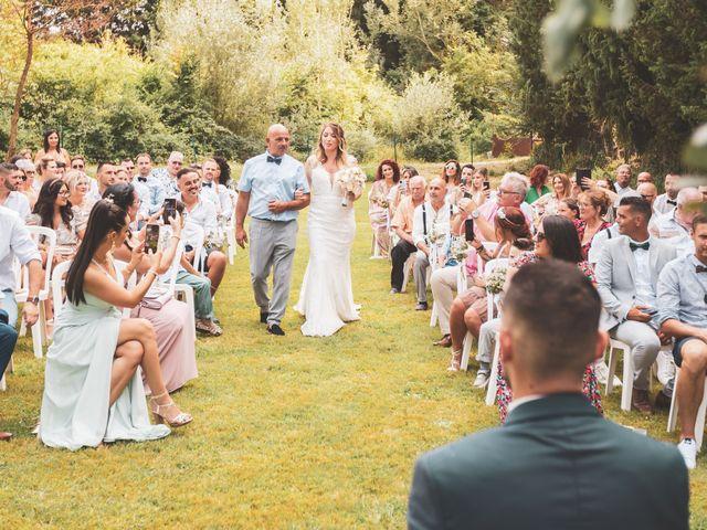 Le mariage de David et Jessica à Orange, Vaucluse 77