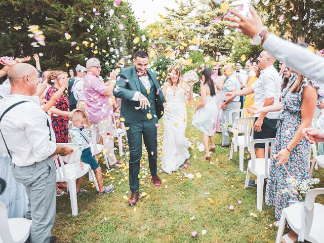 Le mariage de David et Jessica à Orange, Vaucluse 78