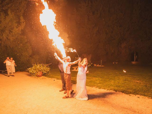 Le mariage de David et Jessica à Orange, Vaucluse 88