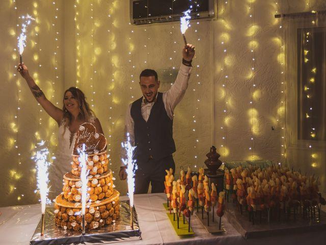 Le mariage de David et Jessica à Orange, Vaucluse 92