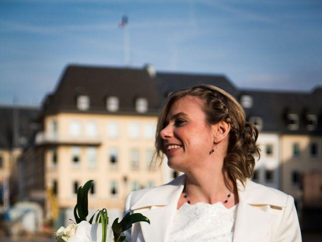 Le mariage de Vincent et Garance  à Thionville, Moselle 7