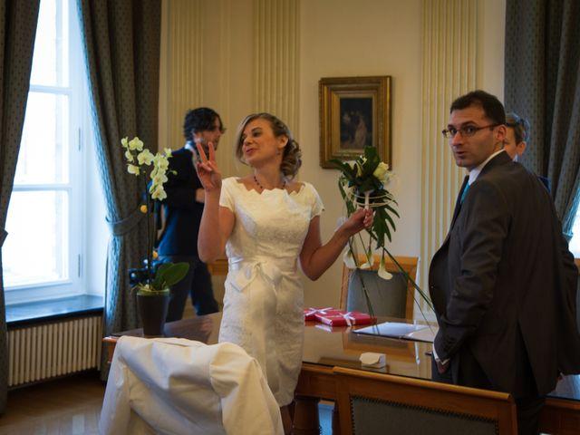 Le mariage de Vincent et Garance  à Thionville, Moselle 9