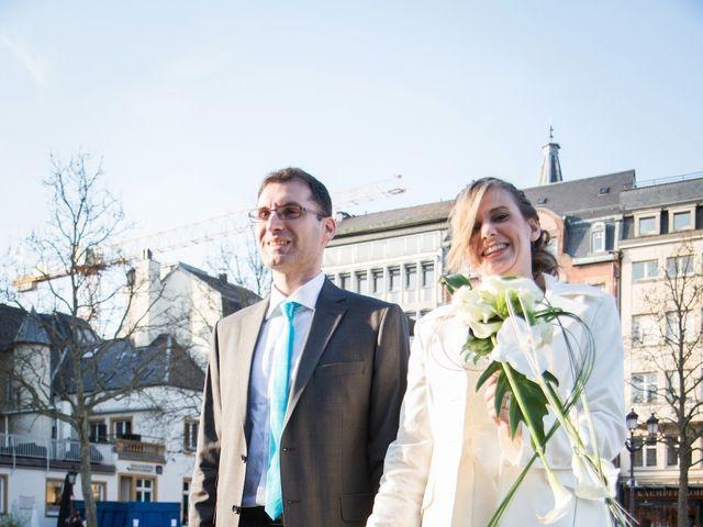 Le mariage de Vincent et Garance  à Thionville, Moselle 23