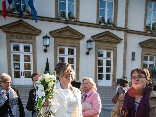 Le mariage de Vincent et Garance  à Thionville, Moselle 26
