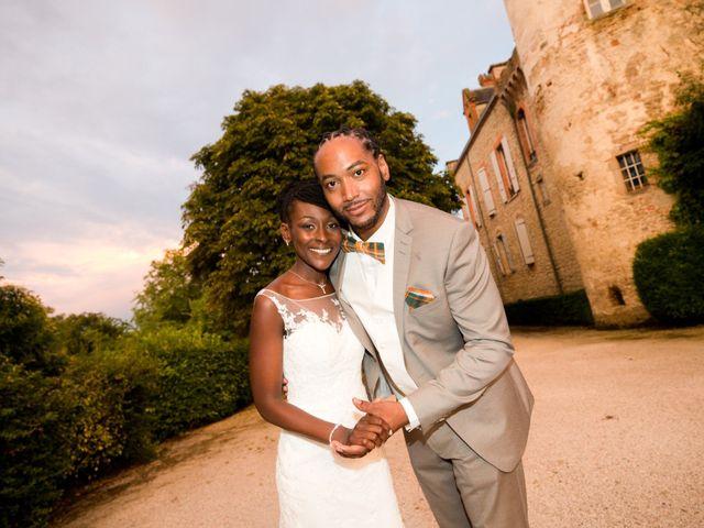 Le mariage de Kristel et Samuel
