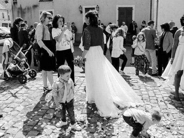 Le mariage de Bruno et Sandrine à La Ferté-Gaucher, Seine-et-Marne 14