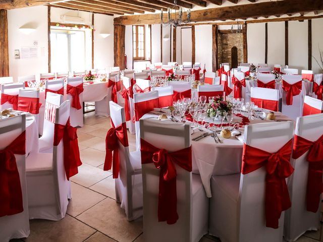 Le mariage de Bruno et Sandrine à La Ferté-Gaucher, Seine-et-Marne 19
