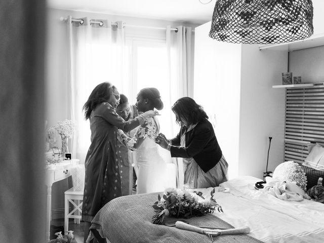 Le mariage de Shamir et Sarah à Yerres, Essonne 14