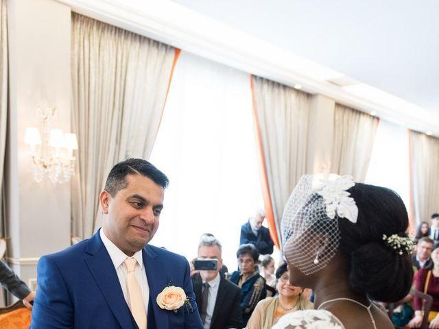Le mariage de Shamir et Sarah à Yerres, Essonne 27
