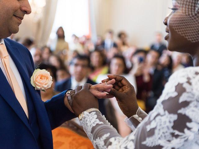 Le mariage de Shamir et Sarah à Yerres, Essonne 28