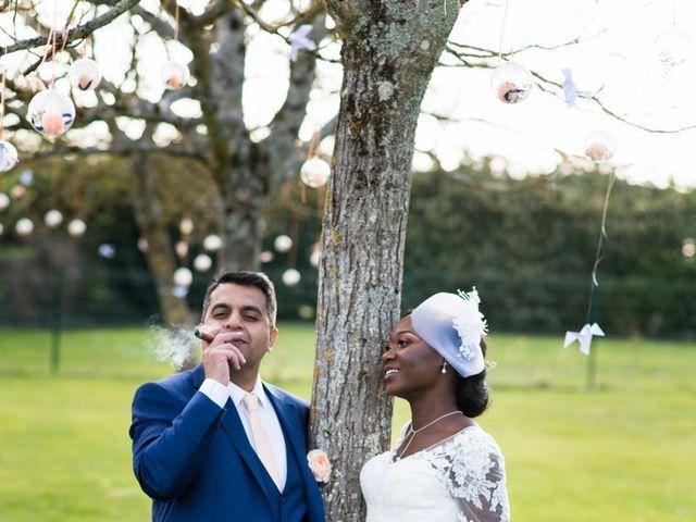 Le mariage de Shamir et Sarah à Yerres, Essonne 57